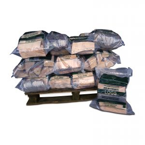 Kiln dried logs 30 carry bags