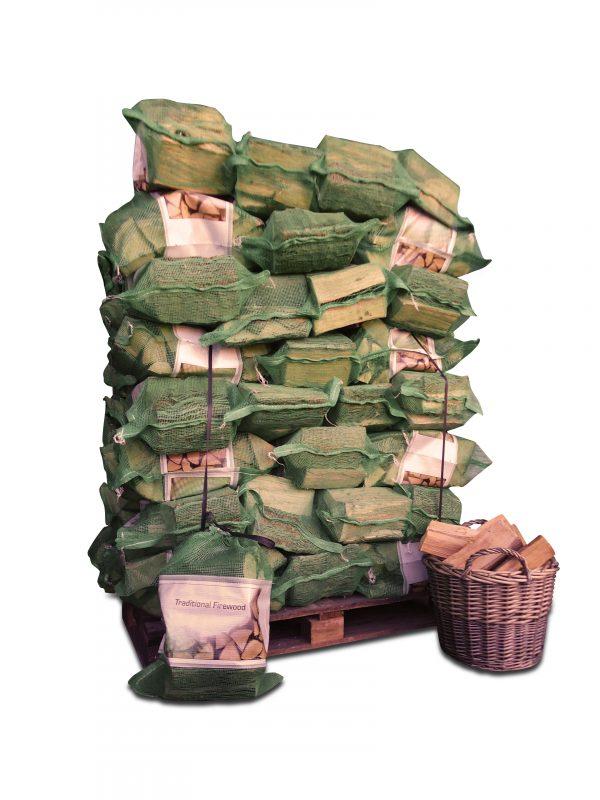 Nets of logs