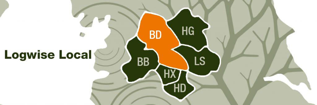 Logwise banner local Bradford