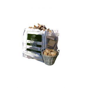 Logwise Firewood - bulk bag of soft wood logs