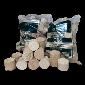 30 carry bags briquettes